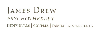 James Drew, Psychotherapy, Individuals, Couples, Family, Adolescents Logo